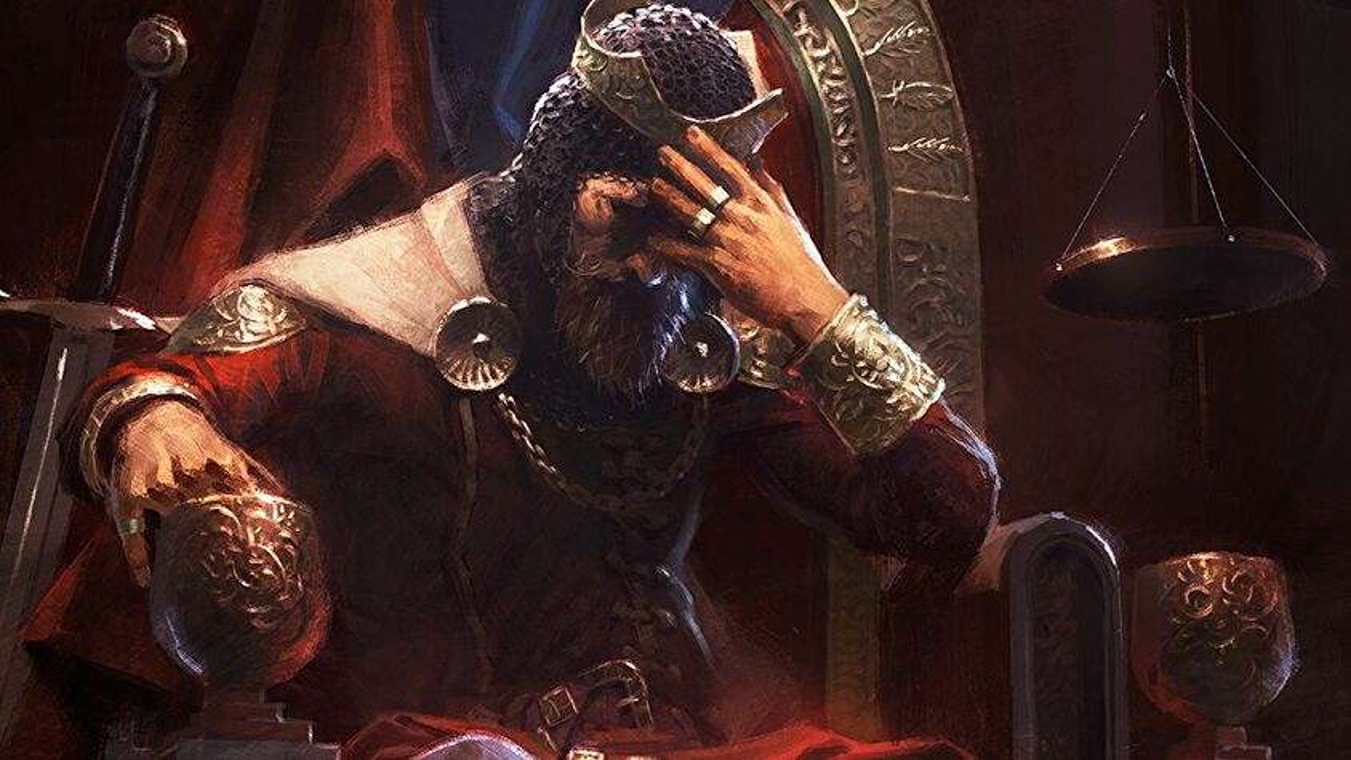 The King's Dilemma cover art
