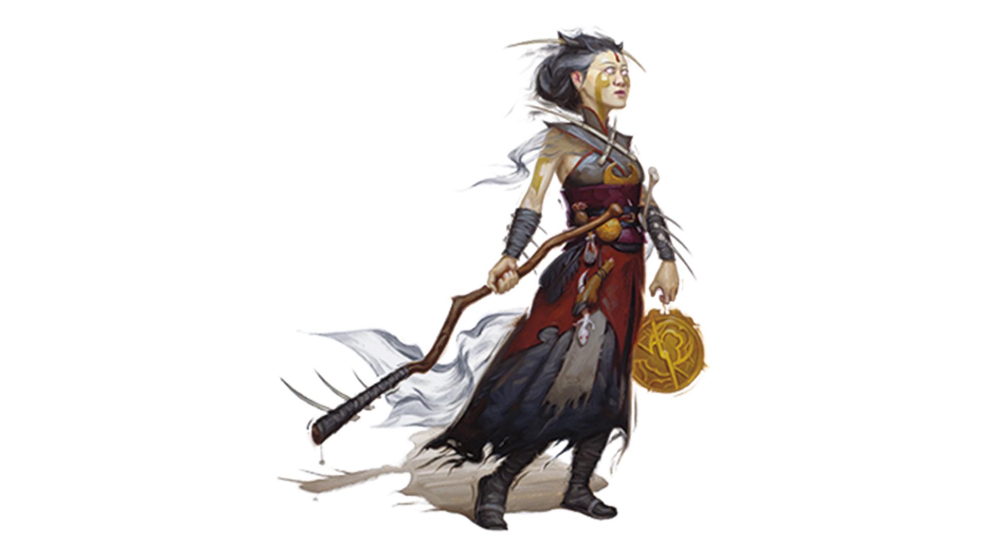 Dungeons & Dragons 5E warlock