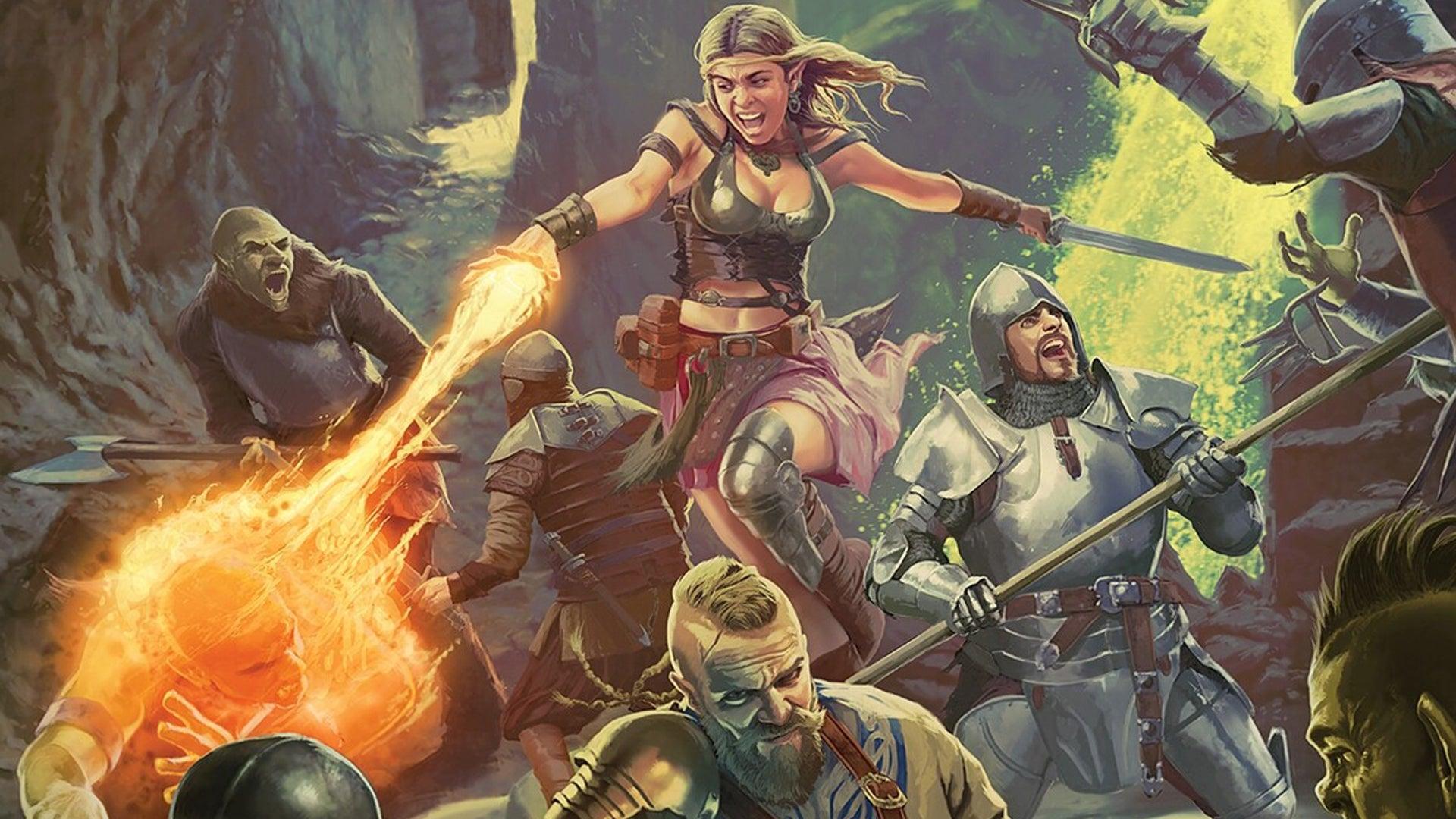 5th Edition Dungeon Extravaganza Humble Bundle 1