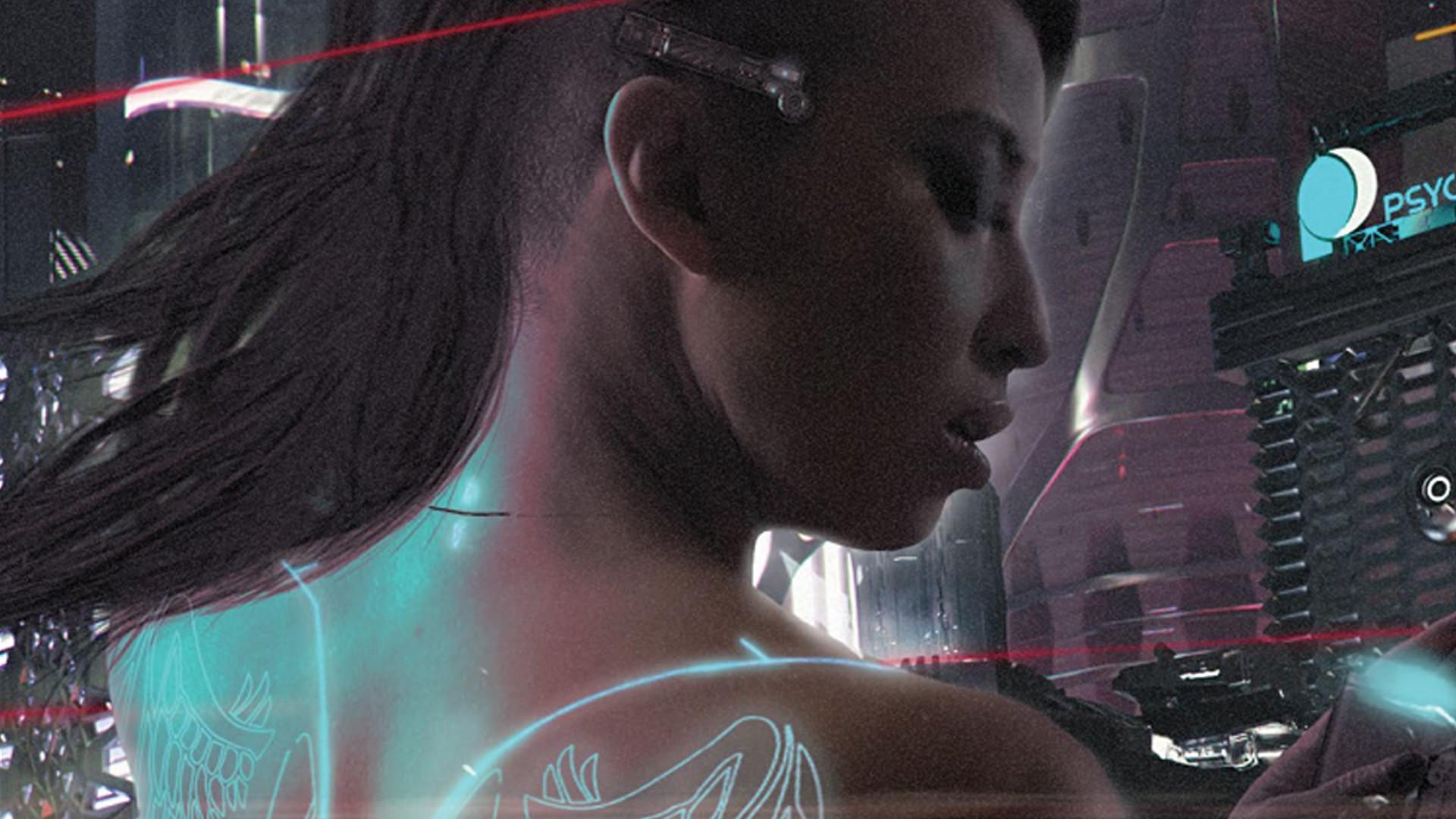 Altered Carbon, a cyberpunk neo-noir RPG, is live on Kickstarter.