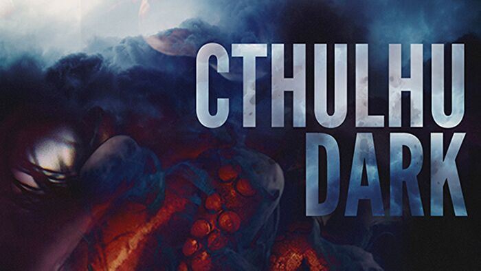 Cthulhu Dark tabletop RPG game, an easy and approachable roleplaying game of Lovecraftian horror.