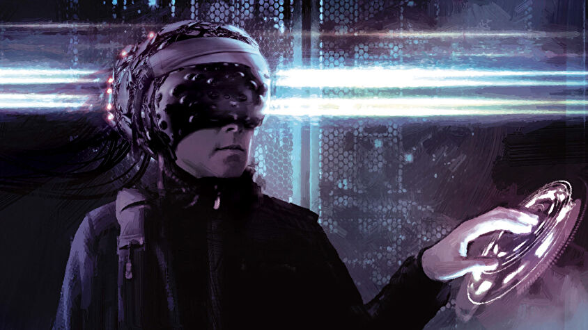 Jack into the crazy, high-tech world of tabletop RPG Cyberpunk Red.