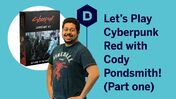 Image for Enjoy hackers, cyborgs and rock-and-rollers in our Cyberpunk Red RPG playthrough