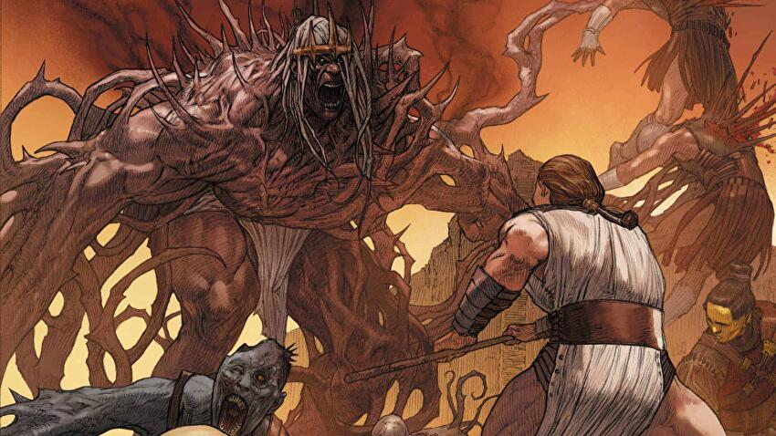 DC Comics are adapting The Last God comic book series into . Dungeons & Dragons 5E compatible setting.