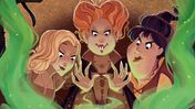 Image for Save Salem in the upcoming Disney Hocus Pocus board game