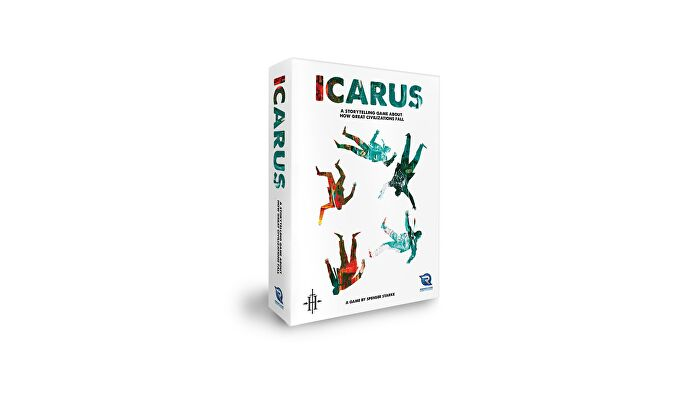 Watch a civilisation rise and fall with the Icarus tabletop RPG game.
