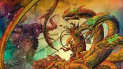 Image for New Dungeons & Dragons campaign book, Mythic Odysseys of Theros, draws from Magic: The Gathering