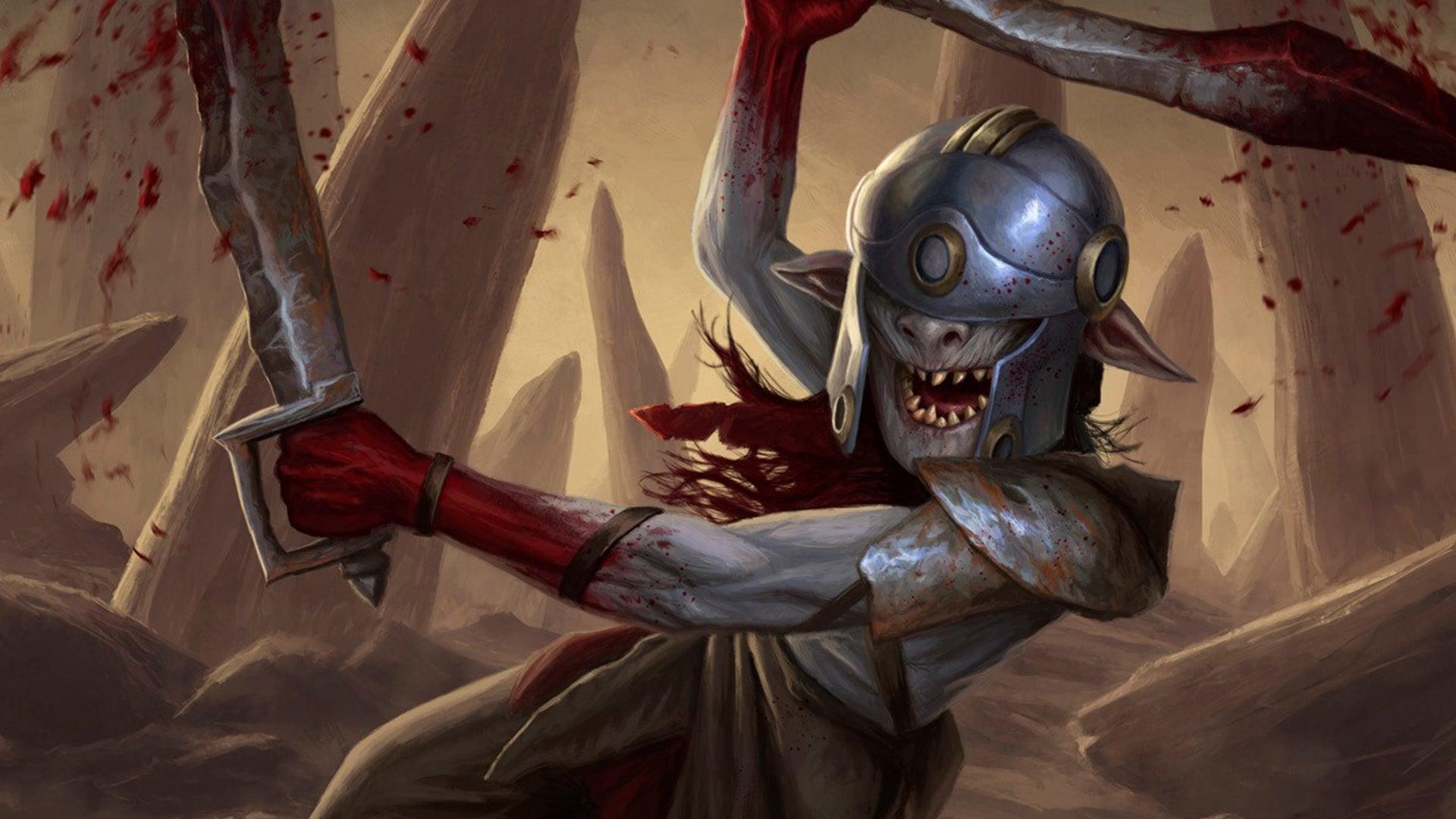 Raging Redcap, Magic: The Gathering, trading card game