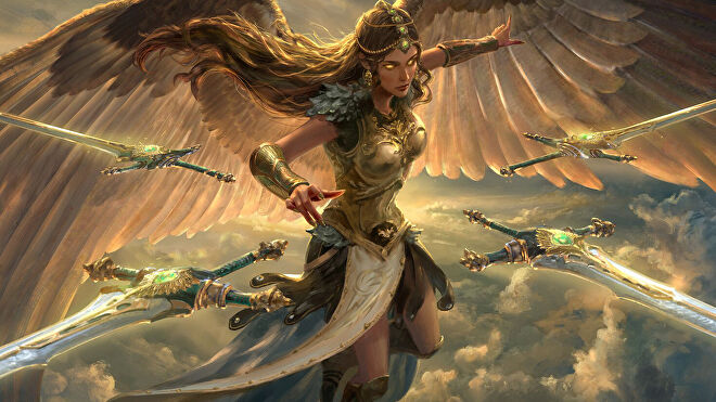 Sephara, Skys Blade Magic: the Gathering