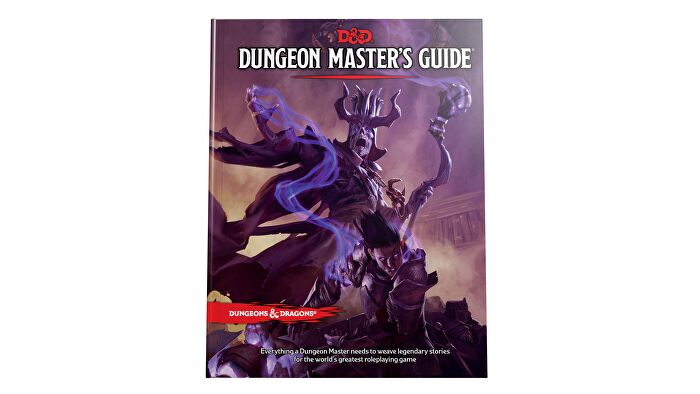Dungeons & Dragons 5E book Dungeon Master's Guide