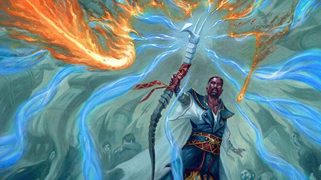 Teferi, Magic: The Gathering, trading card game