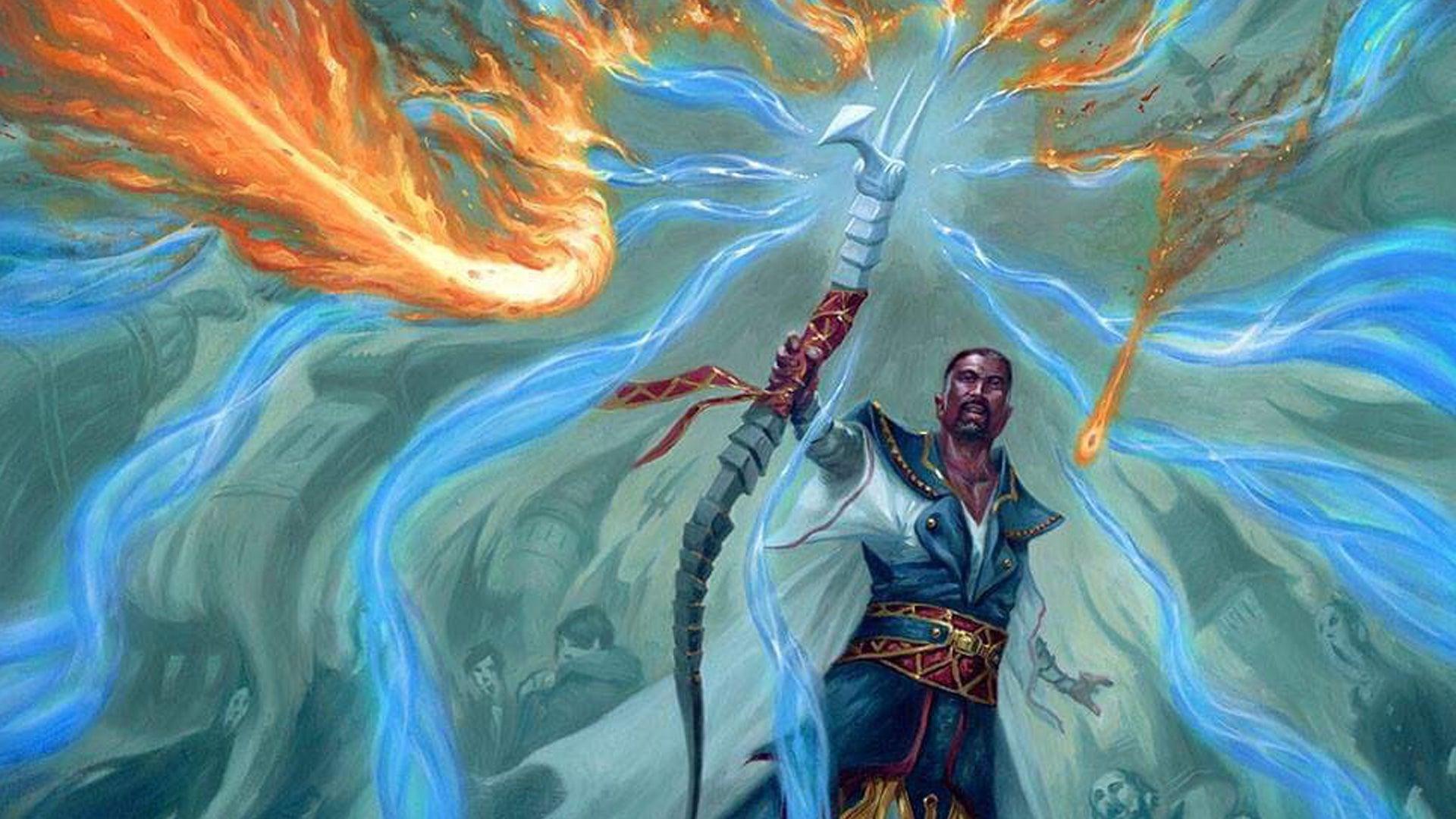 Teferi, Magic: The Gathering, trading card game