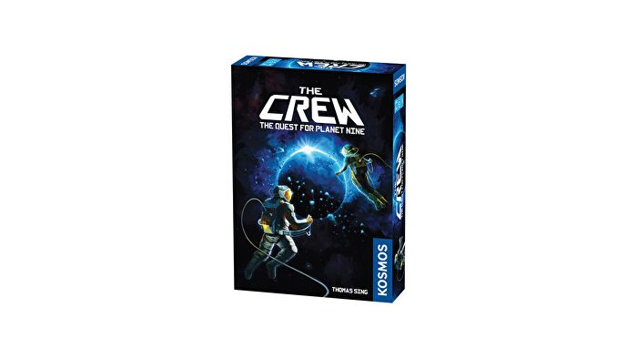 The Crew: The Quest for Planet Nine is a sci-fi card game that looks like it's going to get big in 2020.
