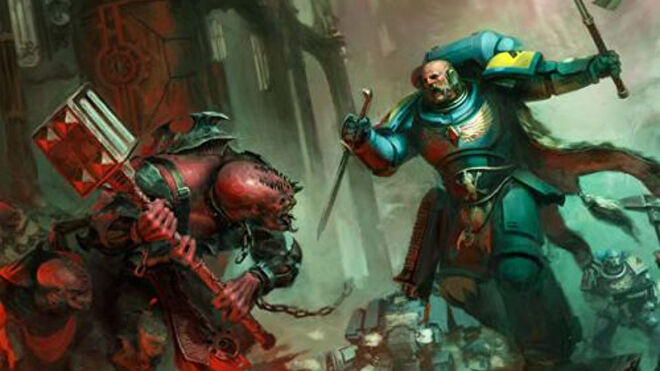 Tooth and Claw cover Warhammer 40K miniatures game