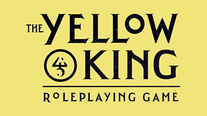 The Yellow King RPG cover art.
