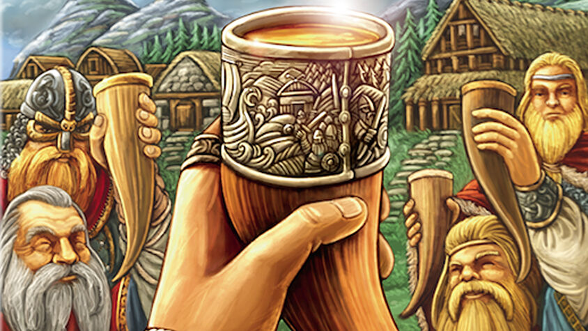 A Feast for Odin board game artwork