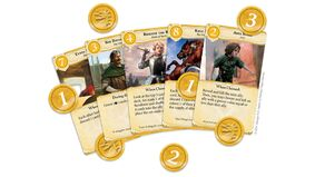 A Game of Thrones: B'twixt cards