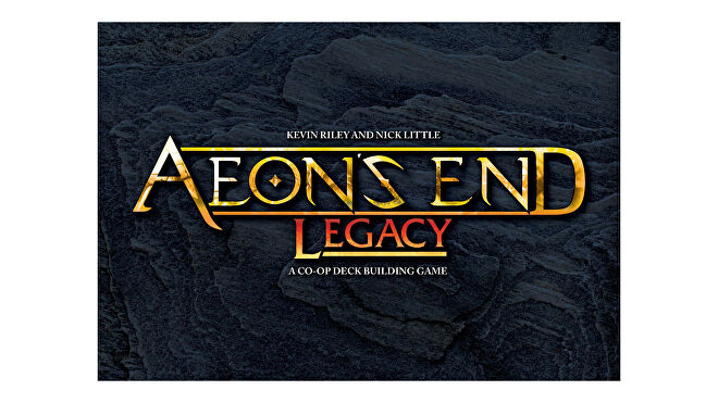 Aeons End Legacy board game box