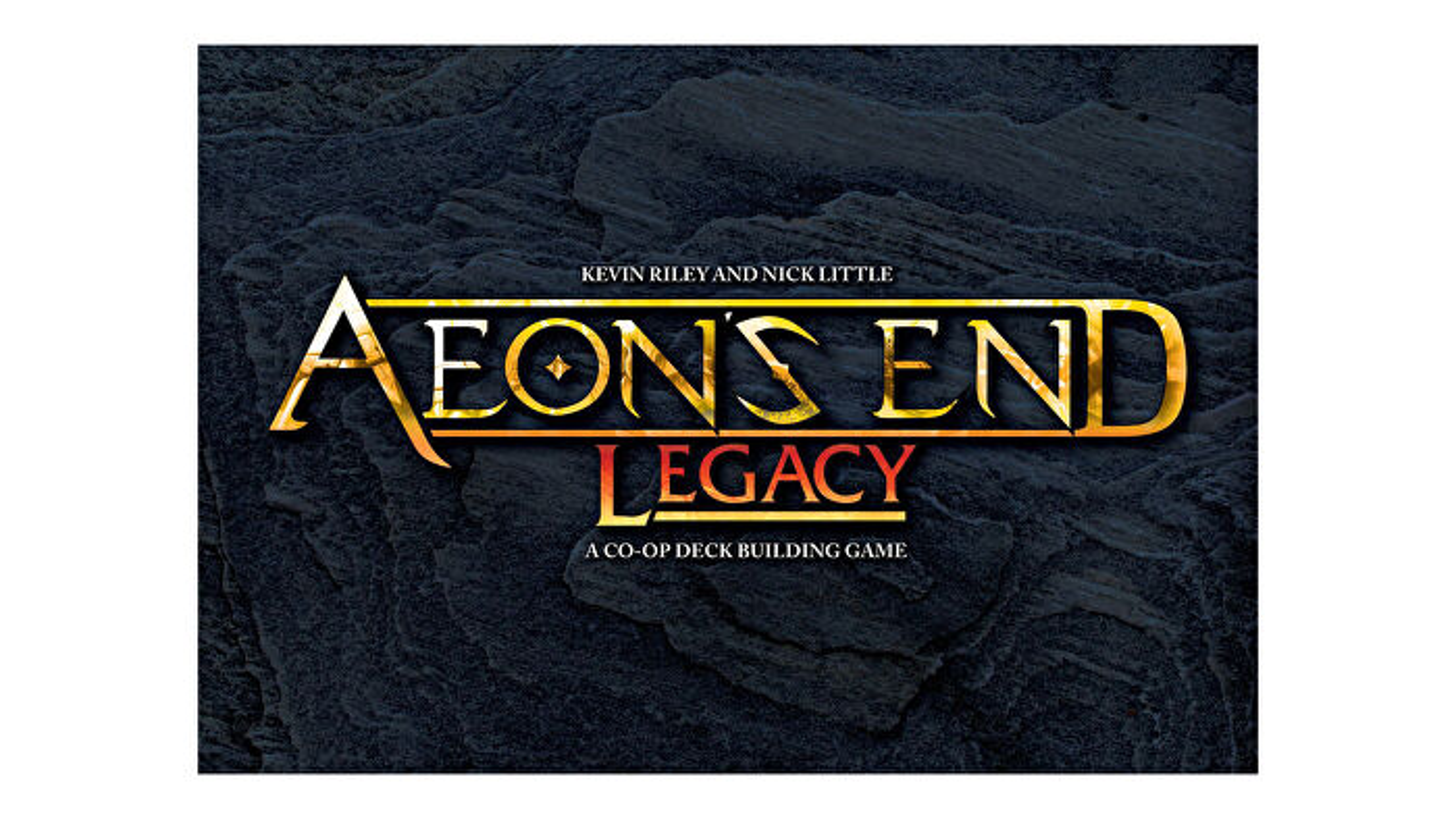 Aeons End Legacy board game box