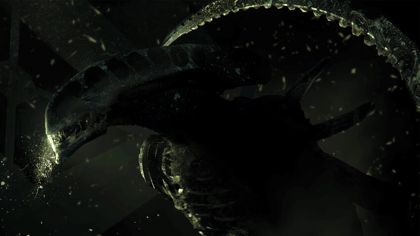 Alien: The Roleplaying Game RPG xenomorph