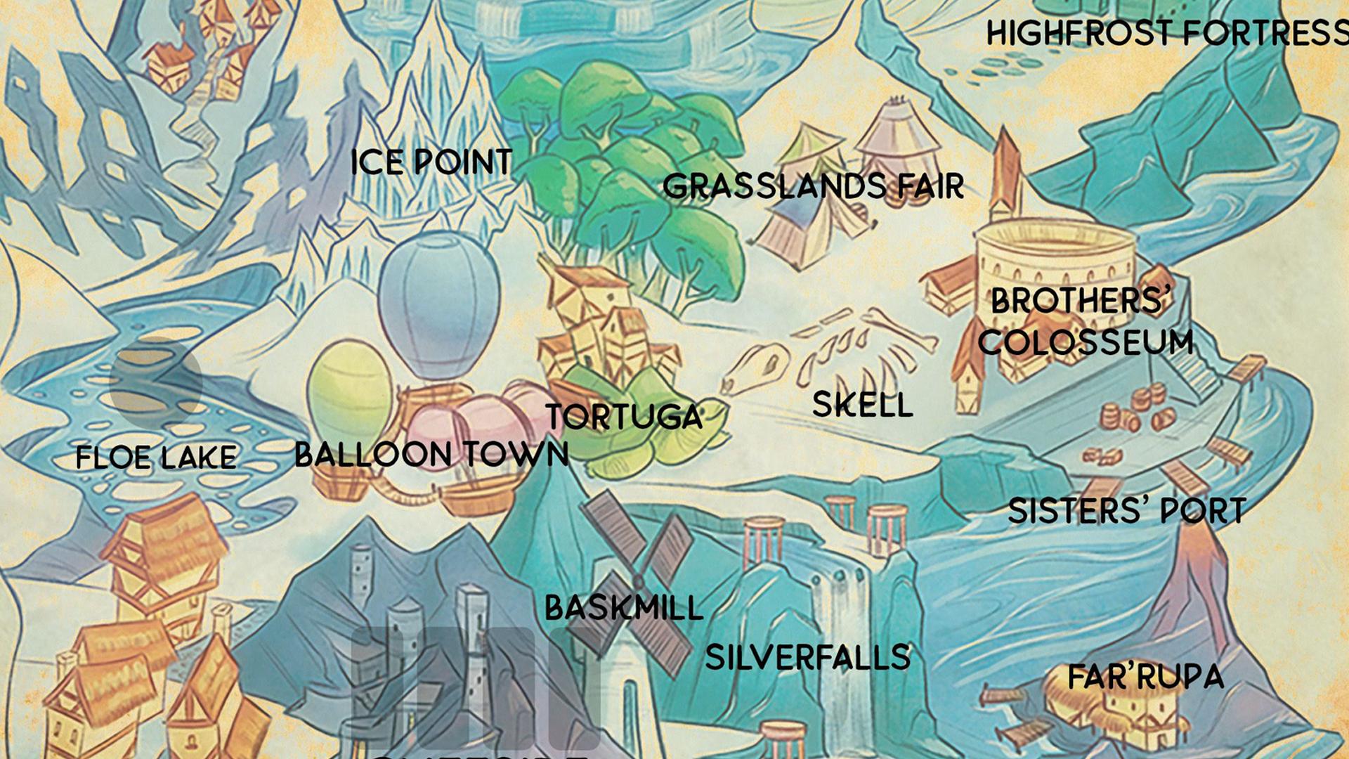 Almanac: The Crystal Peaks artwork