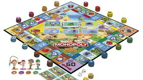 Image for Monopoly Animal Crossing officially releasing in August, despite already selling out in stores.