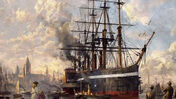 Anno 1800 board game artwork