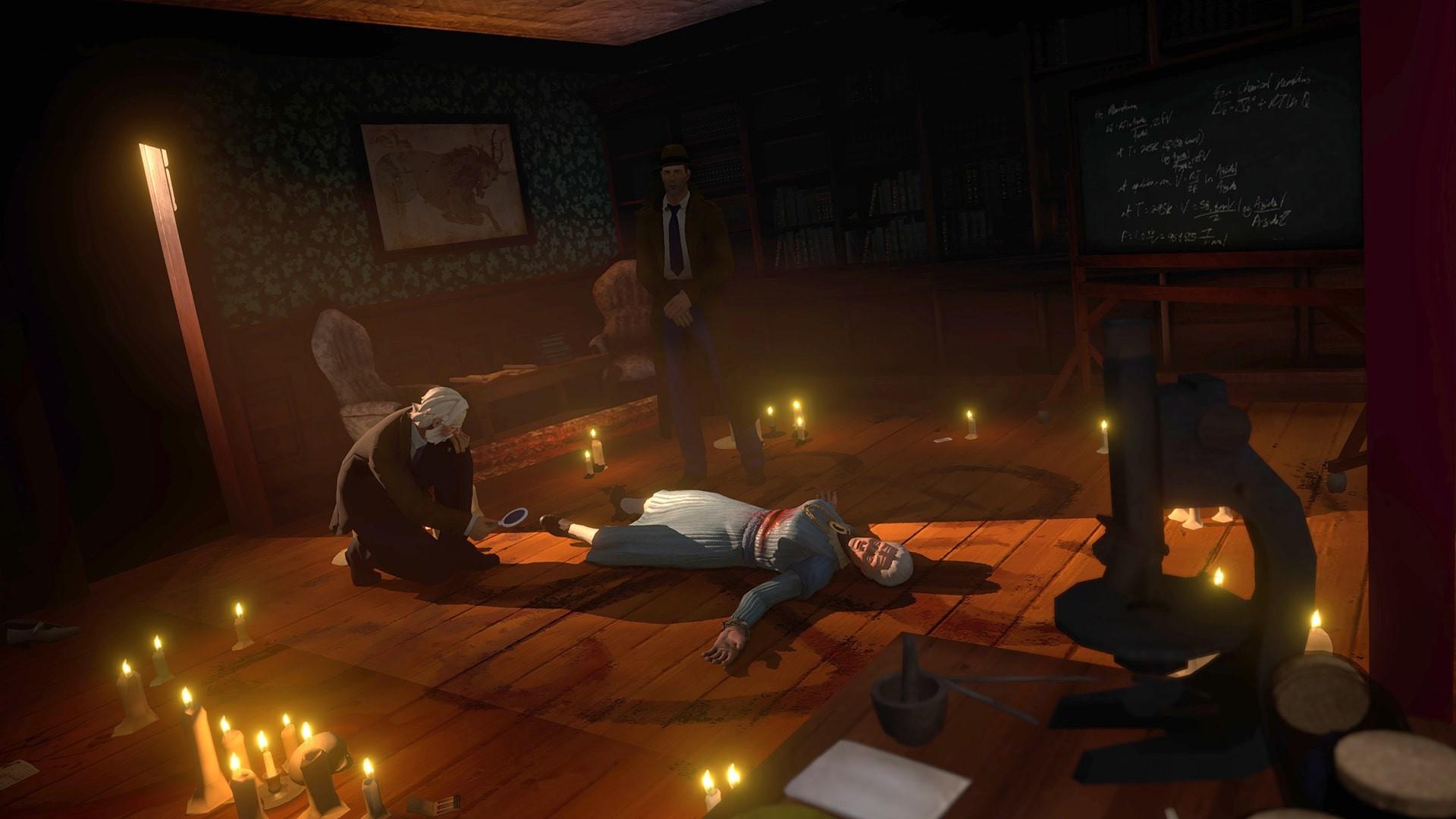 arkham horror mothers embrace screenshot.png