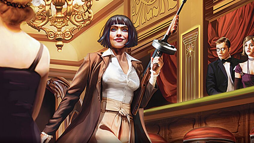 Arkham Horror: The Card Game All or Nothing card