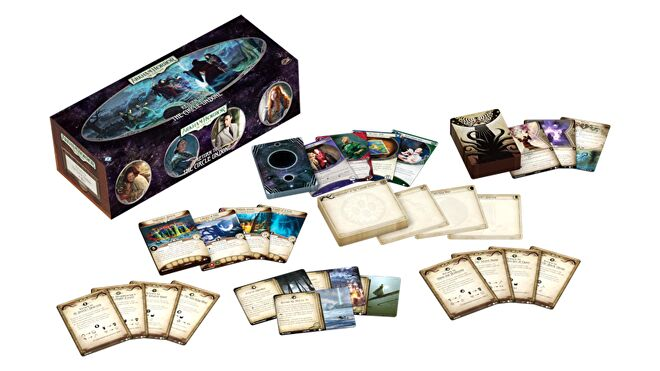 Arkham Horror: The Card Game - Return to the Circle Undone layout