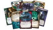 Arkham Horror: The Card Game - Revised Core Set cards