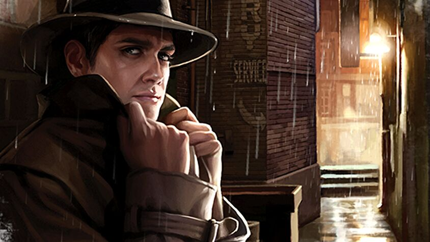 Arkham Horror: The Card Game Roland Banks