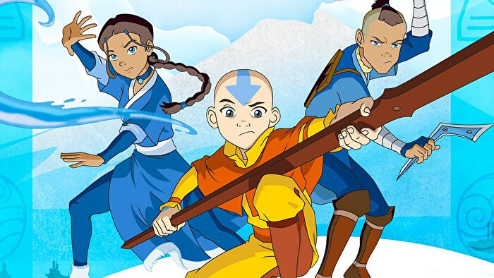 Avatar: The Last Airbender anime promo 2