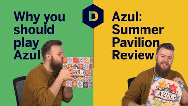 Image for Azul and Azul: Summer Pavilion board game review - how does the tile-laying smash hit and its second sequel compare?