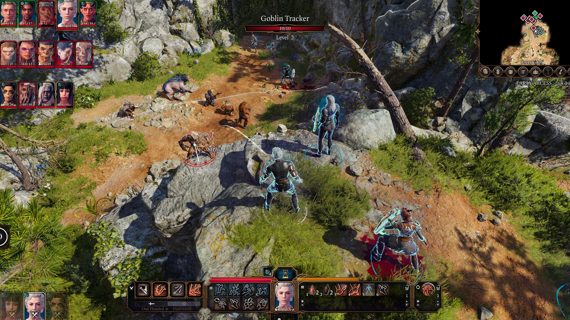 Baldur's Gate 3 Screenshot