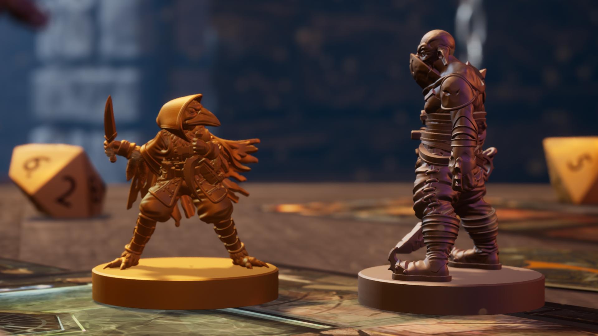 Bardsung board game gameplay