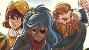 Image for Bargain Quest, the card game of fantasy flogging, sets sail in next expansion Sunk Costs