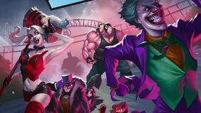 """Image for Batman: Escape from Arkham Asylum casts players as the Rogues' Gallery in a """"semi-cooperative"""" board game"""