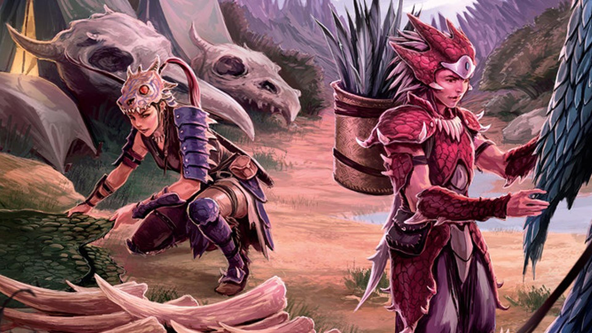 Battlezoo Bestiary rpg artwork