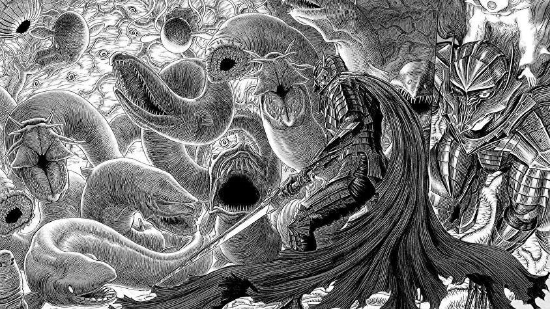 Berserk manga artwork