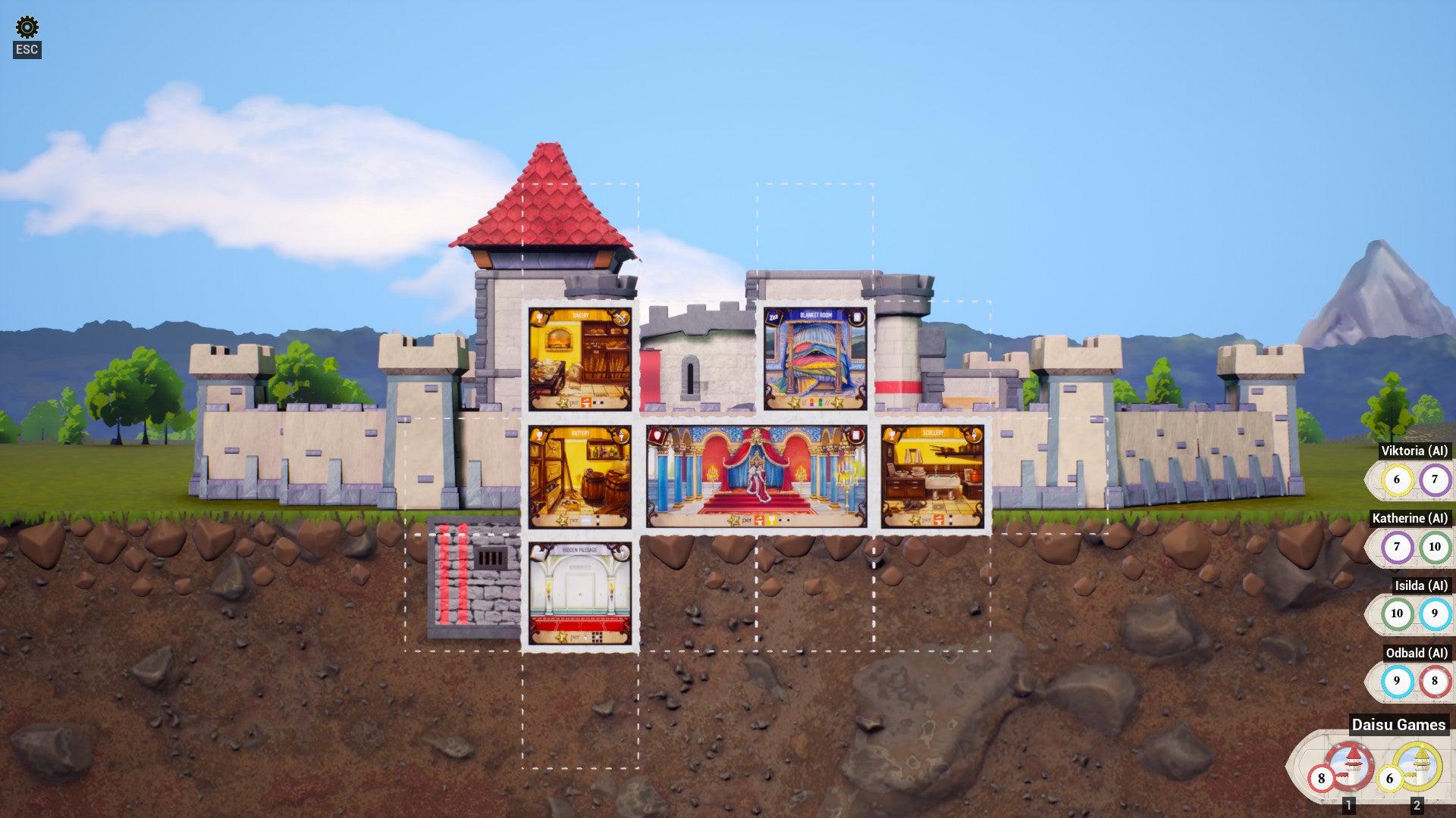 Between Two Castles Digital Edition Screenshot 2