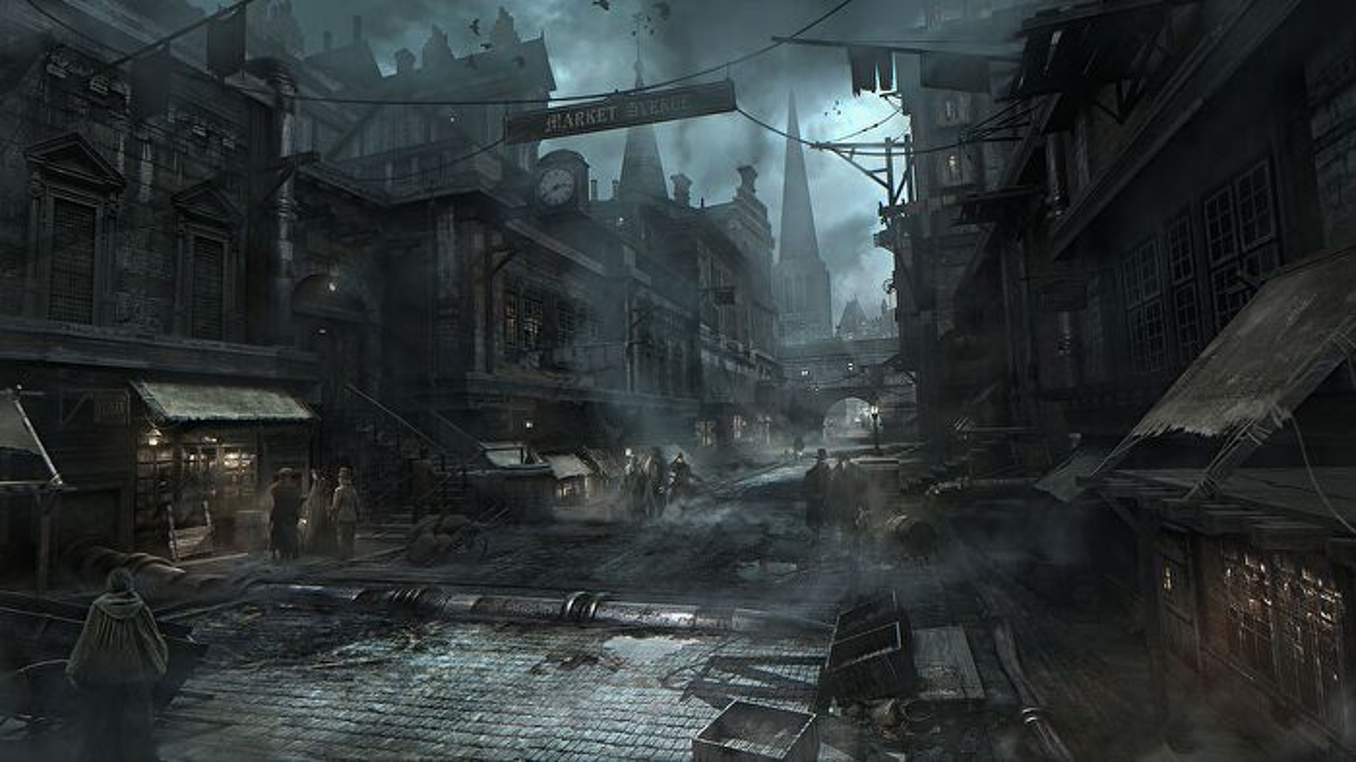 Blades in the Dark tabletop RPG game