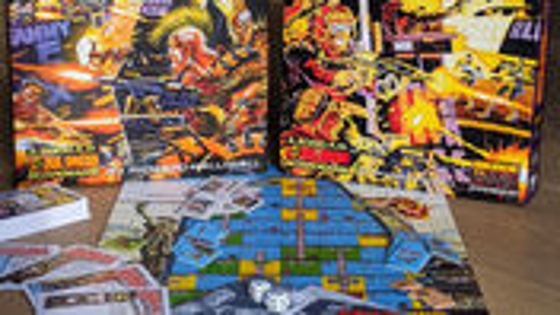 Image for '80s Judge Dredd board game Block Mania returns to let everyone wreck more Mega-Cities