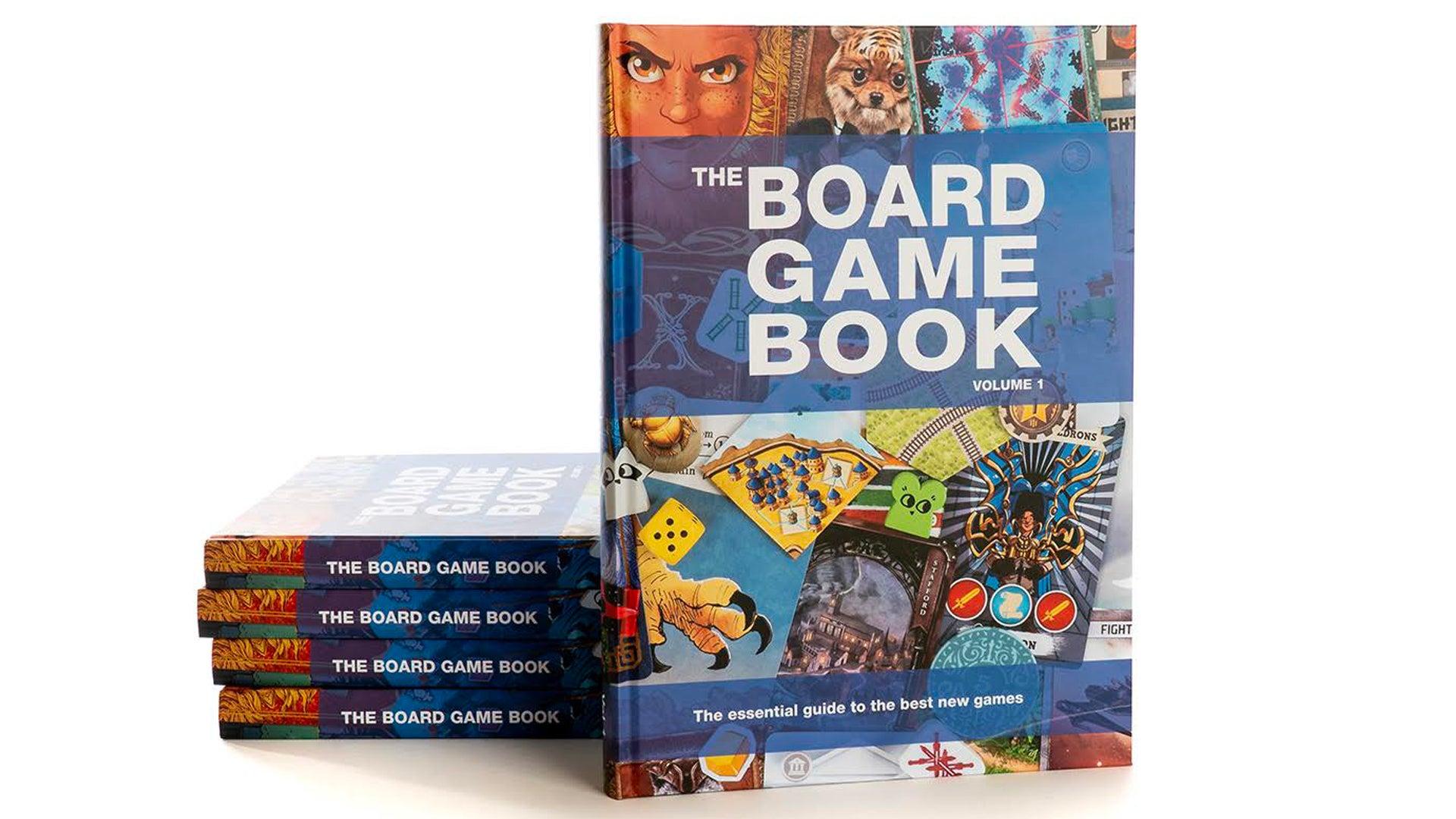 Board Game Book Volume 1 image