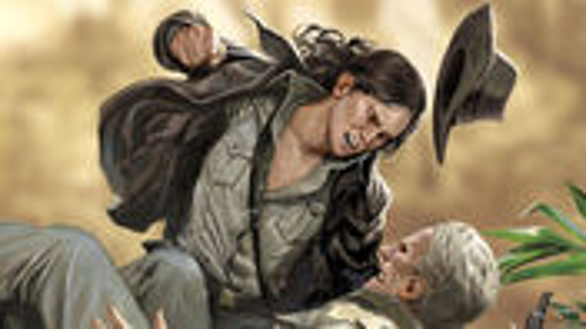 Image for Indiana Jones, Tomb Raider and Uncharted-inspired RPG Broken Compass returns to Kickstarter next week