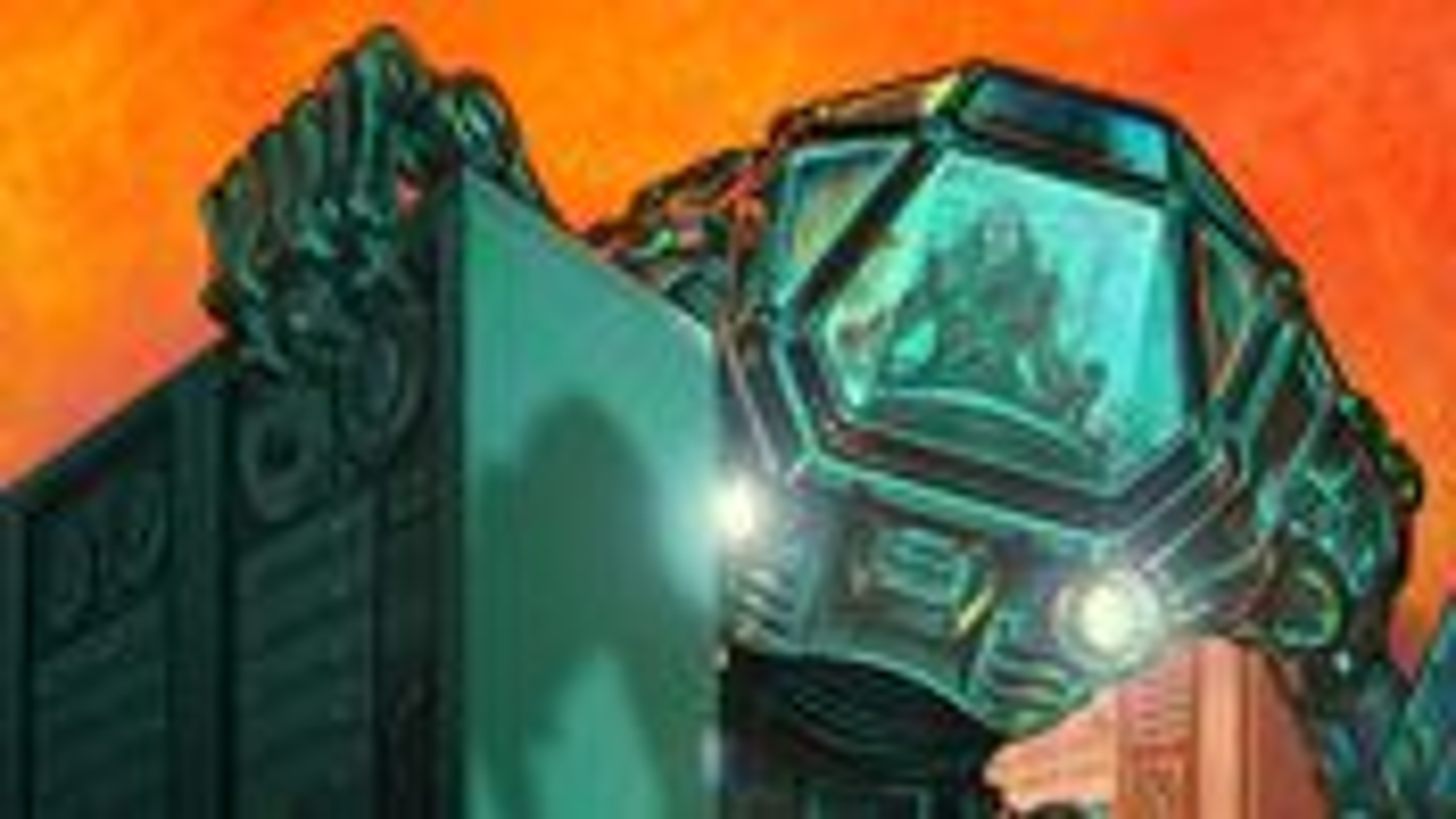 Image for Too Many Bones studio's next board game is co-op robot heist Burncycle