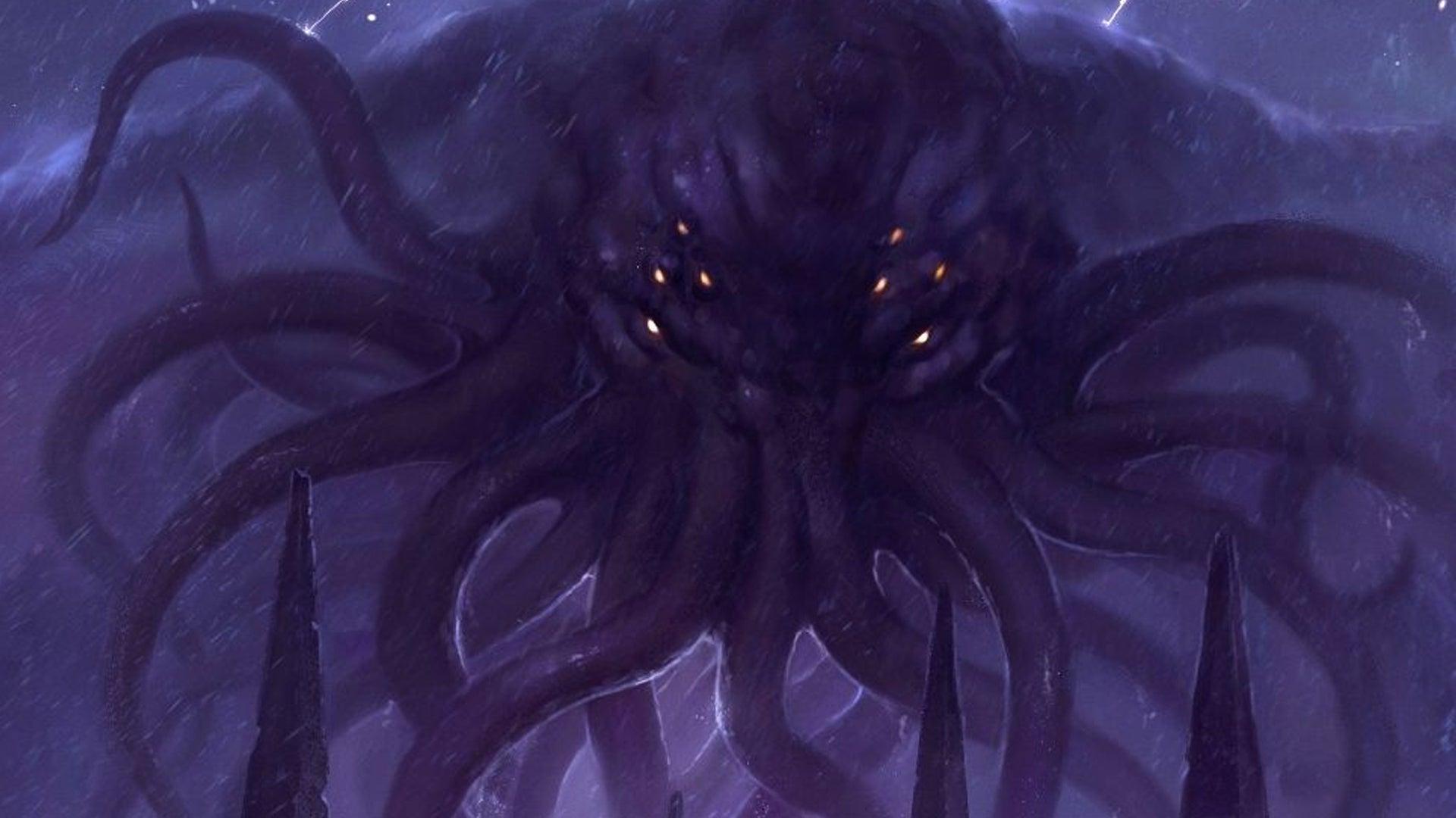 Call of Cthulhu 7E RPG Keeper Rulebook artwork