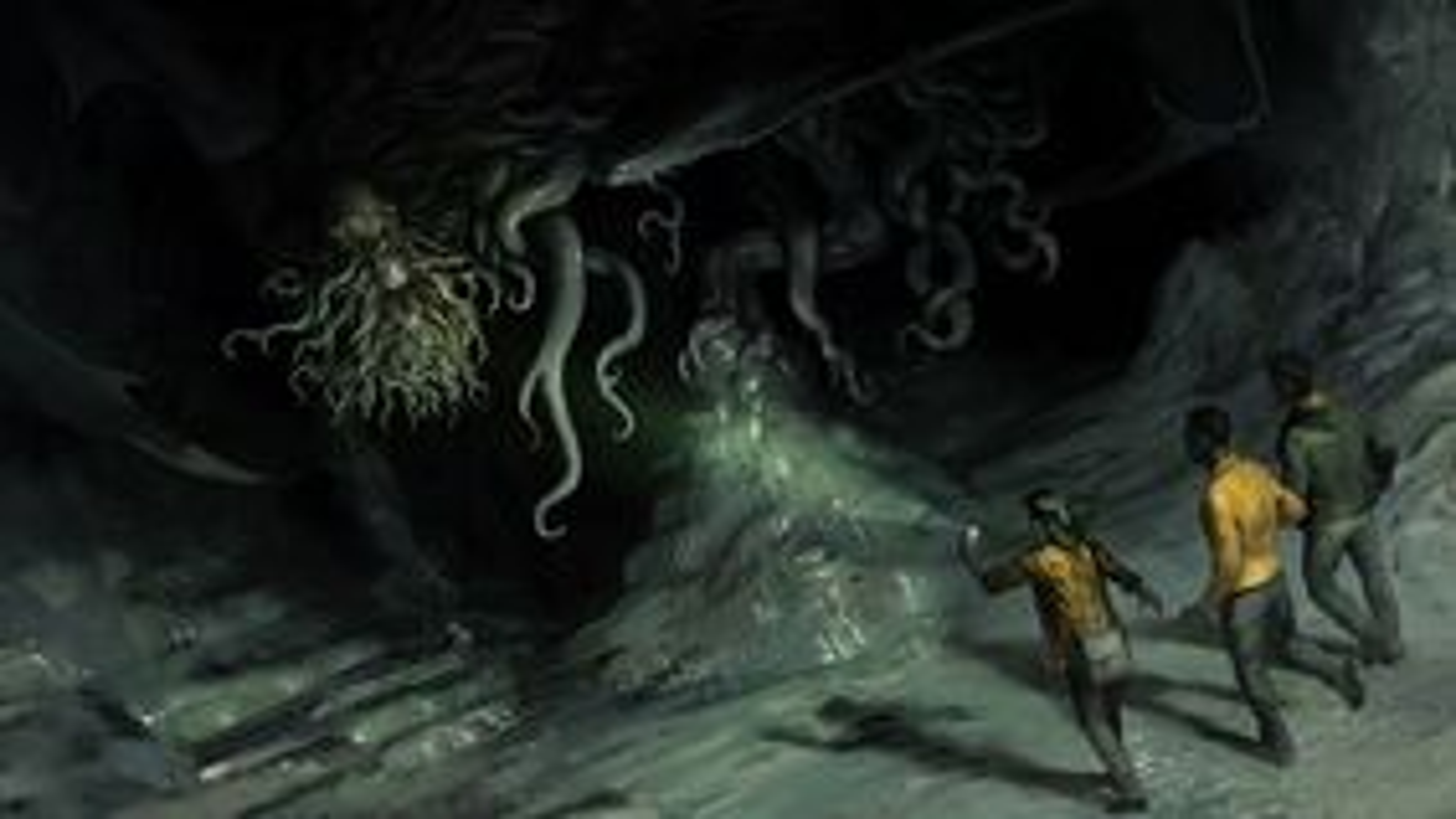 Call of Cthulhu: Terror Paths artwork
