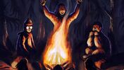 Image for The creators of horror anthology RPG Campfire talk killing characters and creating a truly scary experience