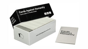 Cards Against Humanity board game box